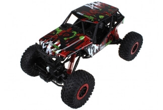 Coche Rc Hunter Rock Crawler 1:10 4x4 RTR