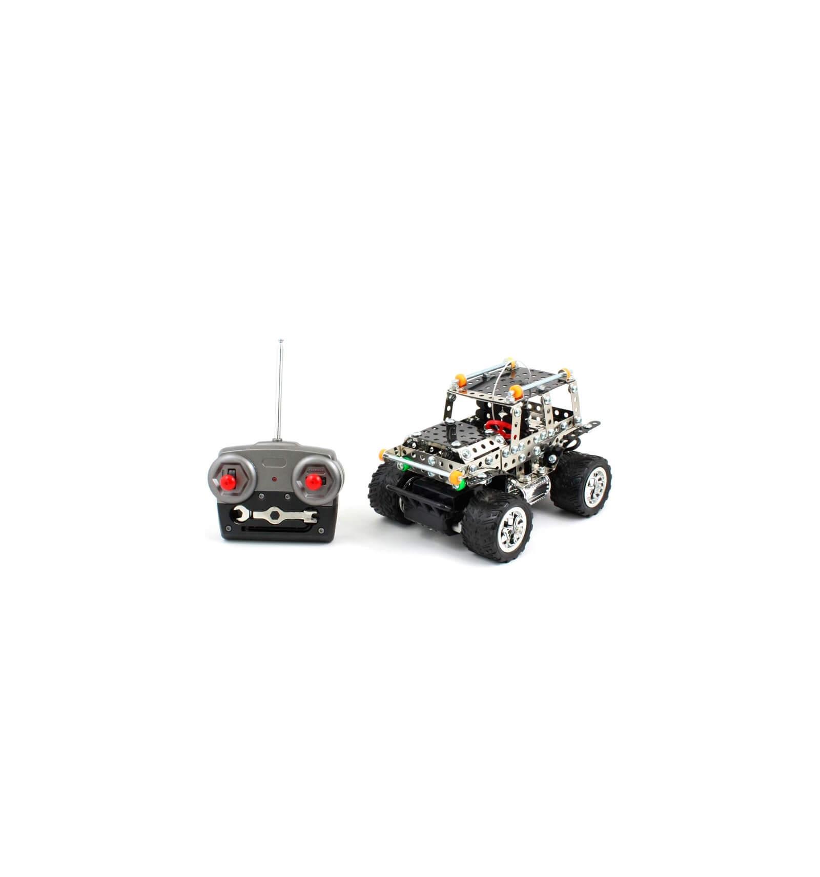 MeccanoIron Montar Commander Tipo Coche Para Rc Jeep dCoexWrB