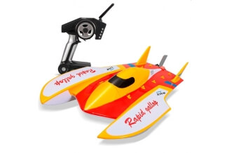 Lancha Rc WL913 Big Boat Racing