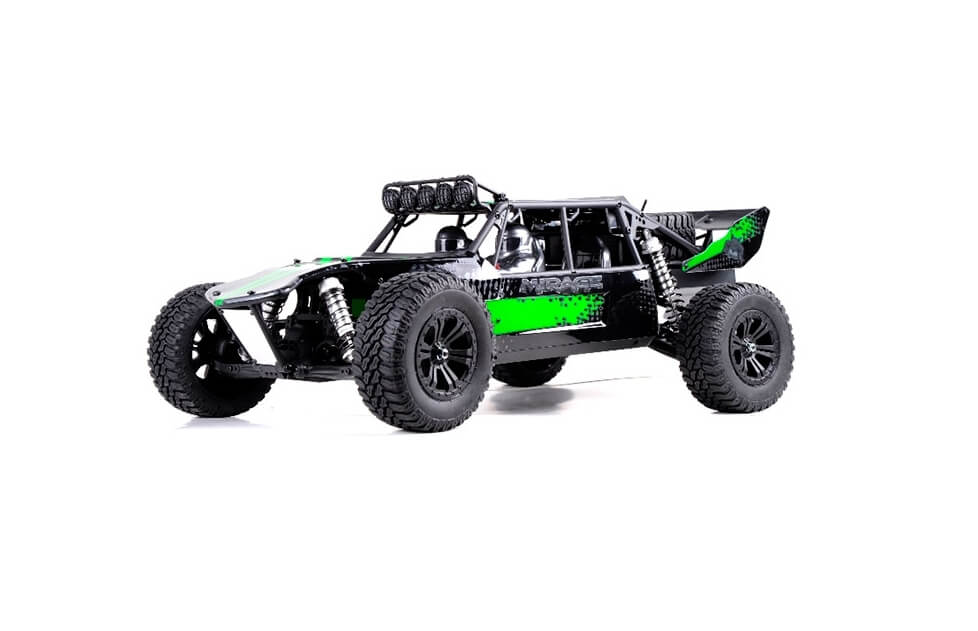 Coche HBX Sand Racer Buggy 1:8 4x4 Brushless