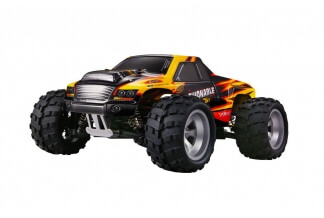 Coche Rc WLToys A979 Basic 4x4 Monster Truck 1:18