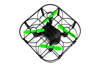 Drone HelicMax Black Knight ¡Indestructible!