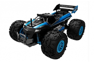 Coche Rc Iron Warrior Monster Truck 1:18