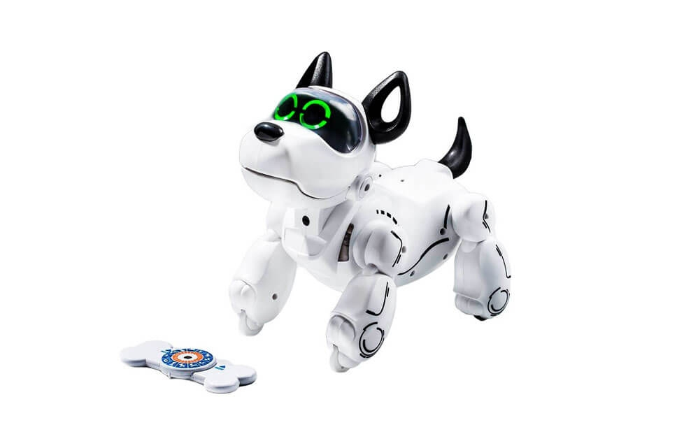 Perro Robot Pupbo (Train My Puppy)