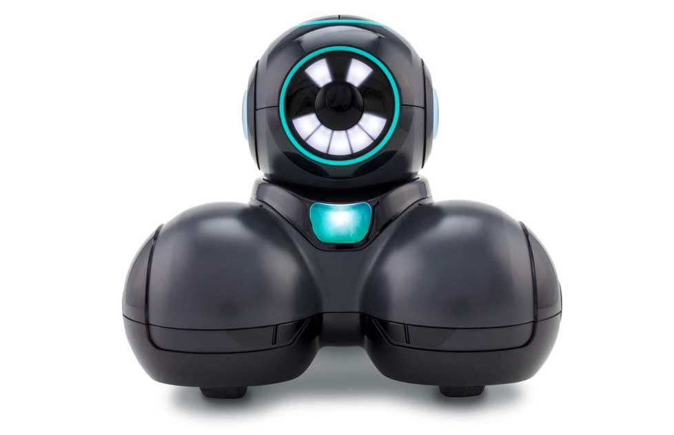 Cue the Cleverbot - Robot Programable para Niños