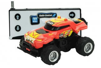 Micro Coche RC Off-Road SUV 1:58