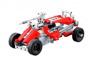 Kit de Contrucción de Coches RC | 10 en 1 | 191 pcs.