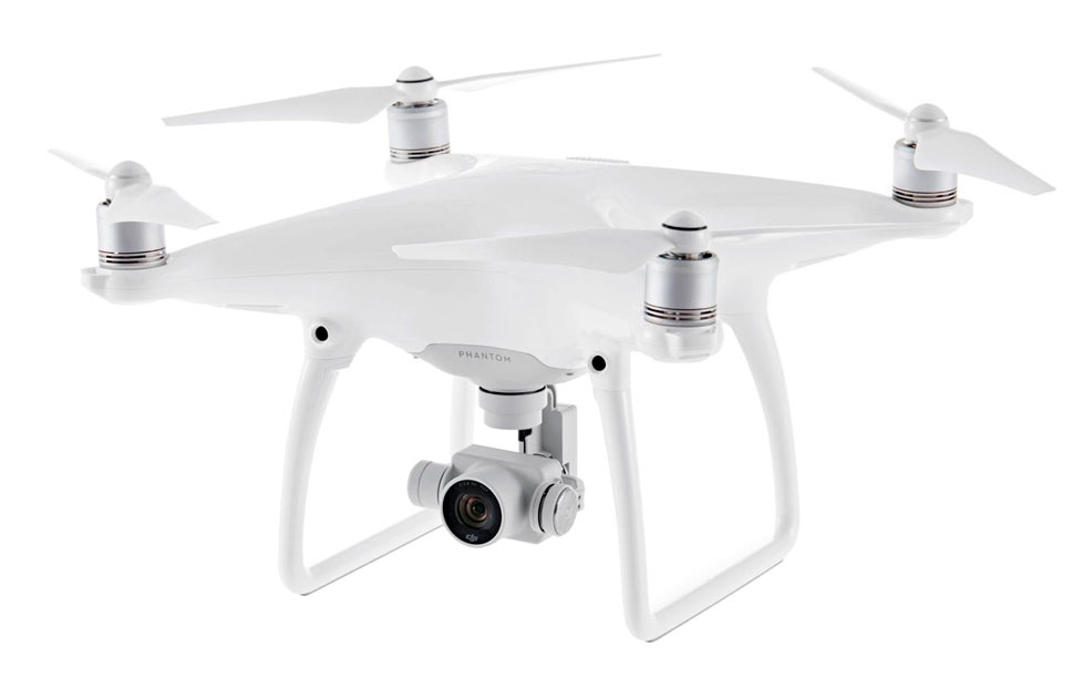 DJI Phantom 4 Advanced - Drone Profesional 4k