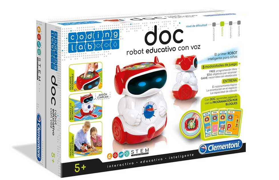 DOC EL ROBOT EDUCATIVO Con Voz