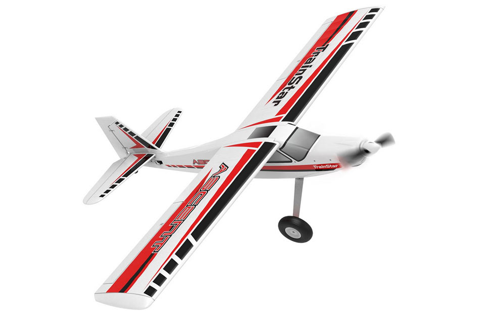 Avión RC Trainstar Ascent 1400MM PNP