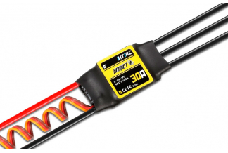 Regulador Brushless Hornet 30A BEC 2A (2-4S LiPo)